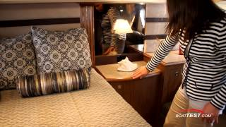Cruisers Yachts 540 Sports Coupe - Design and Styling 2014- By BoatTest.com
