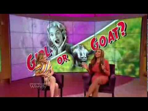 Chloe Moretz Carrie Interview with Wendy on The Wendy Williams Show October 18,2013
