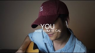 You Carpenters KAYE CAL Acoustic Cover.mp3