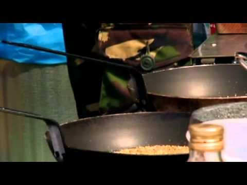 Gordon Ramsay prepares a spicy beef curry for the Royal Marines - The F Word