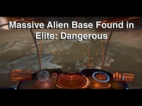Elite: Dangerous - Massive Alien Base Discovered