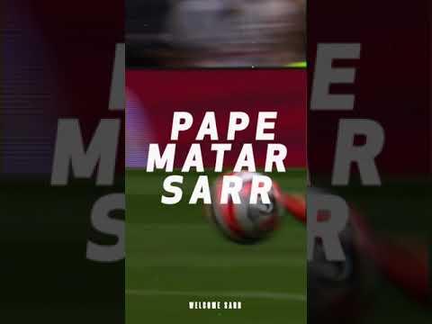 Welcome to Tottenham Hotspur, Pape Matar Sarr!  #Bermuda