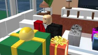 Christmas Presents Direct -A Short Roblox Parody