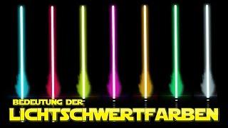 Star Wars: Alle LICHTSCHWERTFARBEN und ihre Bedeutung - Star Wars Basis thumbnail