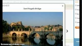 Crazy ! Land called Rome by Water called Tiber ! Owned by Francis Pope in 1669 !