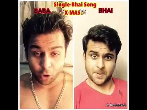 Salman khan Funny Single Bhai single Boy song by Sanjay dutt