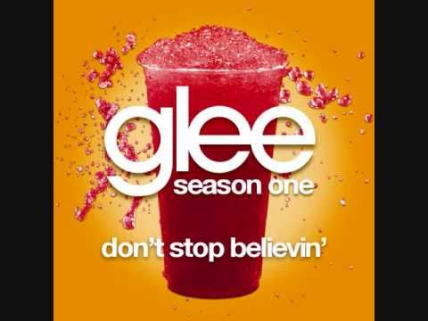 Glee - Don't Stop Believing