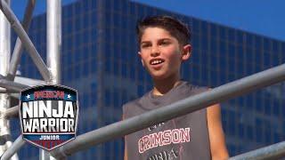 American Ninja Warrior Junior Qualifier EP 10 FULL OPENING CLIP   Universal Kids