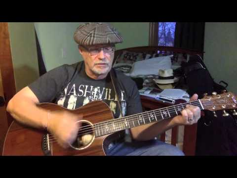 1704 -  Kentucky Bluebird  - Keith Whitley cover with guitar chords and lyrics