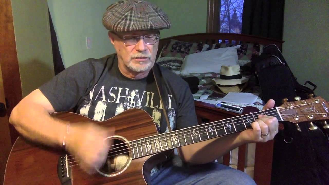 1704 Kentucky Bluebird Keith Whitley Cover With Guitar Chords