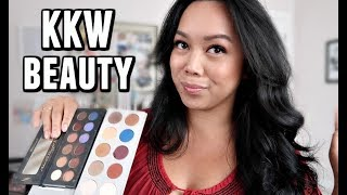 What I Noticed About KKW Beauty -  ItsJudysLife Vlogs