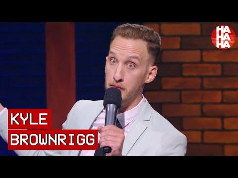 Kyle Brownrigg - Completely WASTED on Live TV
