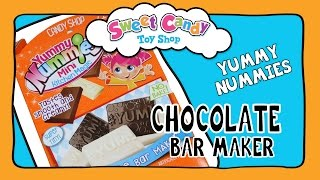 Scts - Yummy Nummies - Chocolate Bar Maker - Mini Kitchen Magic - Candy Shop