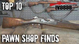 Our Top 10 Pawn Shop Gun Finds