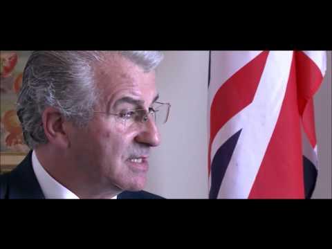 Qirjako Qirko the Albania's Ambassador interviews Tony J. Selimi-The Albanian Visionary