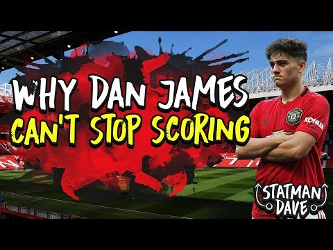 How Dan James Will Score Goals for Manchester United