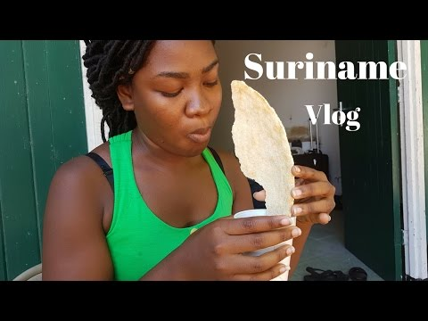 SURINAME VLOG | Living a Maroon Life | Wanhatti Village