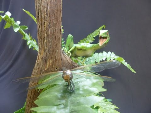 Dinosaur Model Showcase : Compsognathus