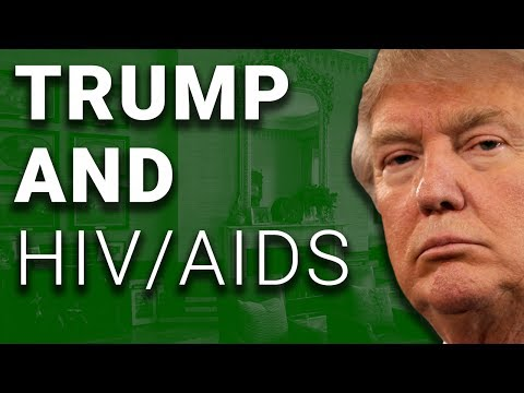 """6 HIV/AIDS Council Members Quit Because Trump """"Doesn't Care"""""""