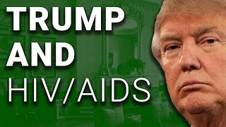 6 HIV/AIDS Council Members Quit Because Trump