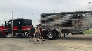 Slamology 2019 Davis Brothers Peterbilt in action