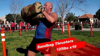 EPIC SERIES OCR - San Diego 2016 Master's Elite & Strength Competition