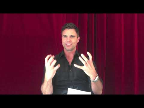 Colin Egglesfield Interview