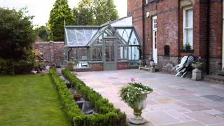 Period-style Greenhouse To Match Historic Building
