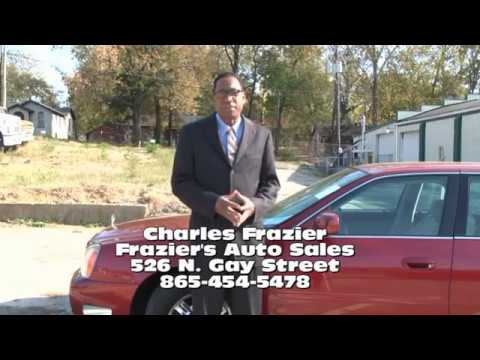 Frazier's Auto Sales November