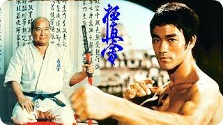 Mas Oyama Versus Bruce Lee! - (Old Rare Footage)☯Secret Training Kyokushin Karate VS. JKD.