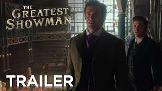 THE GREATEST SHOWMAN | Official Trailer #2 HD | English / Deutsch / Français Edf | 2017