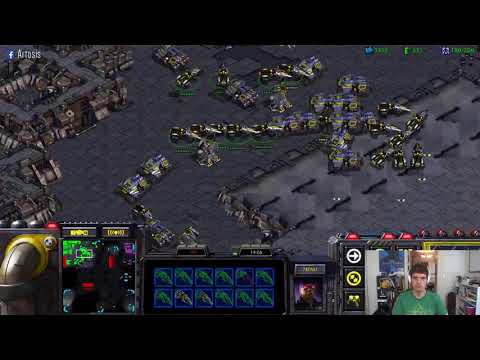 StarCraft: Remastered 1v1 Artosis' Games of SC:R (T) vs ASOL (P) Circuit Breakers