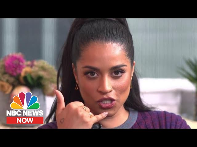Lilly Singh On Women In Late-Night: 'I Am One Piece Of This Puzzle' | NBC News Now