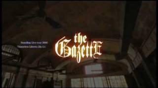 The GazettE - Part 1 - Nameless Liberty Six Guns Live