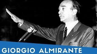 Giorgio Almirante In 8 Sue Frasi  + Mini Biografia