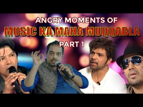 Angry Moments of Music Ka Maha Muqqabla