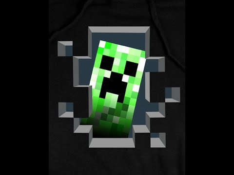 Skeleton lord of the river and creeper LORD OF THE LAND Minecraft Adventure 2