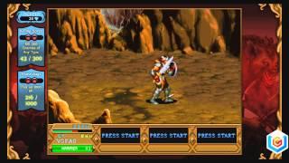 Dungeons & Dragons Chronicles of Mystara Xbox 360 Gameplay Trailer