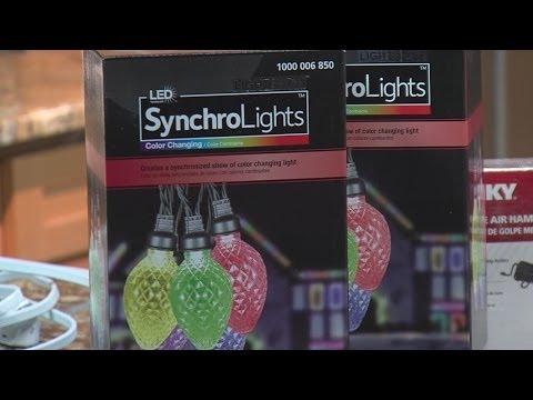 Home Depot Holiday Lights