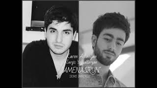 Скачать Karen Aslanyan Sargis Yeghiazaryan Amenasirun