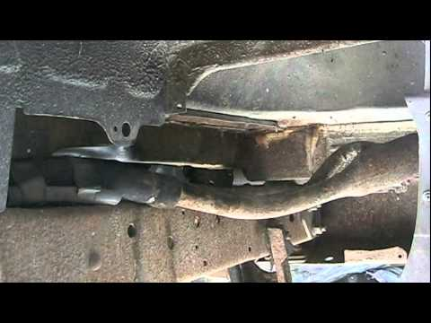 Replacing A Gas Tank Filler Neck Youtube