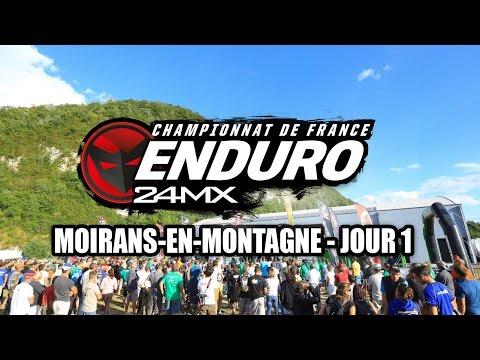 Enduro : Moirans en Montagne - Résumé Samedi