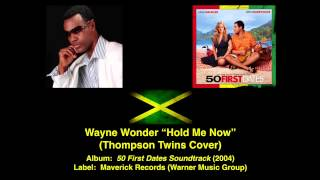 "Wayne Wonder ""Hold Me Now"" (Thompson Twins 80s Band Reggae Cover)"