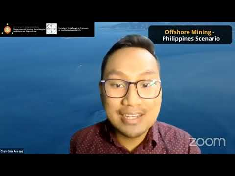 THE FUTURE OF FIRST OFFSHORE MINING  IN THE PHILIPPINES - PHILIPPINE OFFSHORE MINING SCENARIO