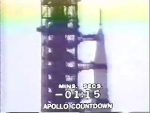 APOLLO 11 count down