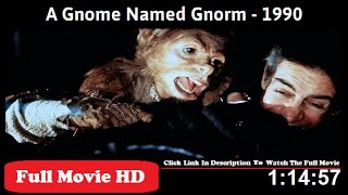 A Gnome Named Gnorm FuLL | movie's