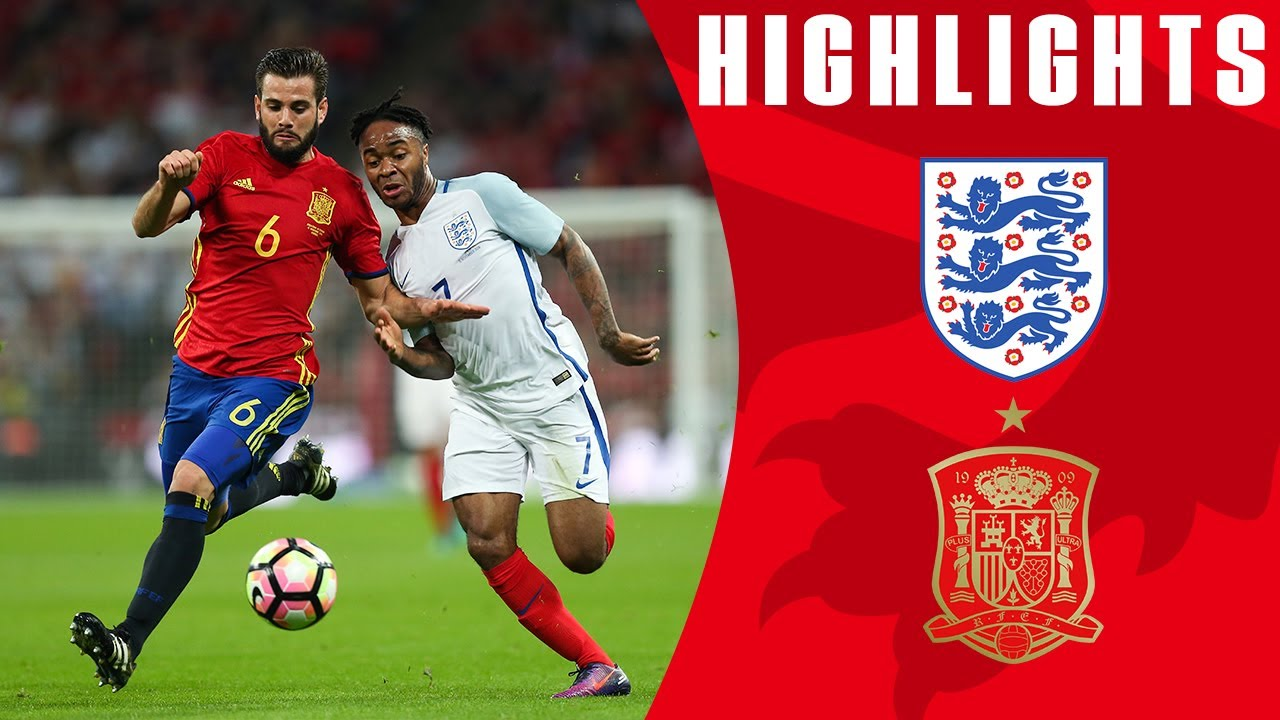 Download England 2-2 Spain (2016 Friendly) | Goals & Highlights