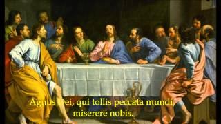 Agnus Dei, Lamb of God - Catholic Mass Hymns