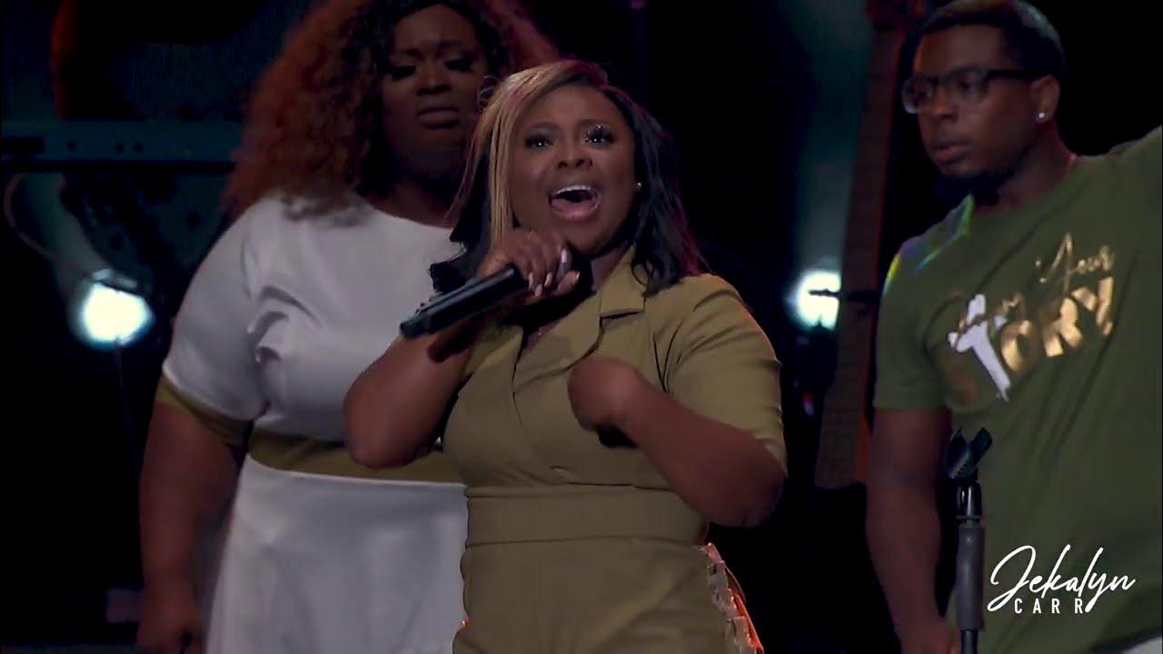 "The BP Video Pick of the Week - Jekalyn Carr-""Jehovah Jireh"""
