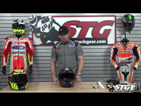 AGV GT Veloce Helmet Review from SportbikeTrackGear.com